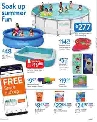 Walmart - deals are valid from 05/24/19 to 06/08/19 - page 14.