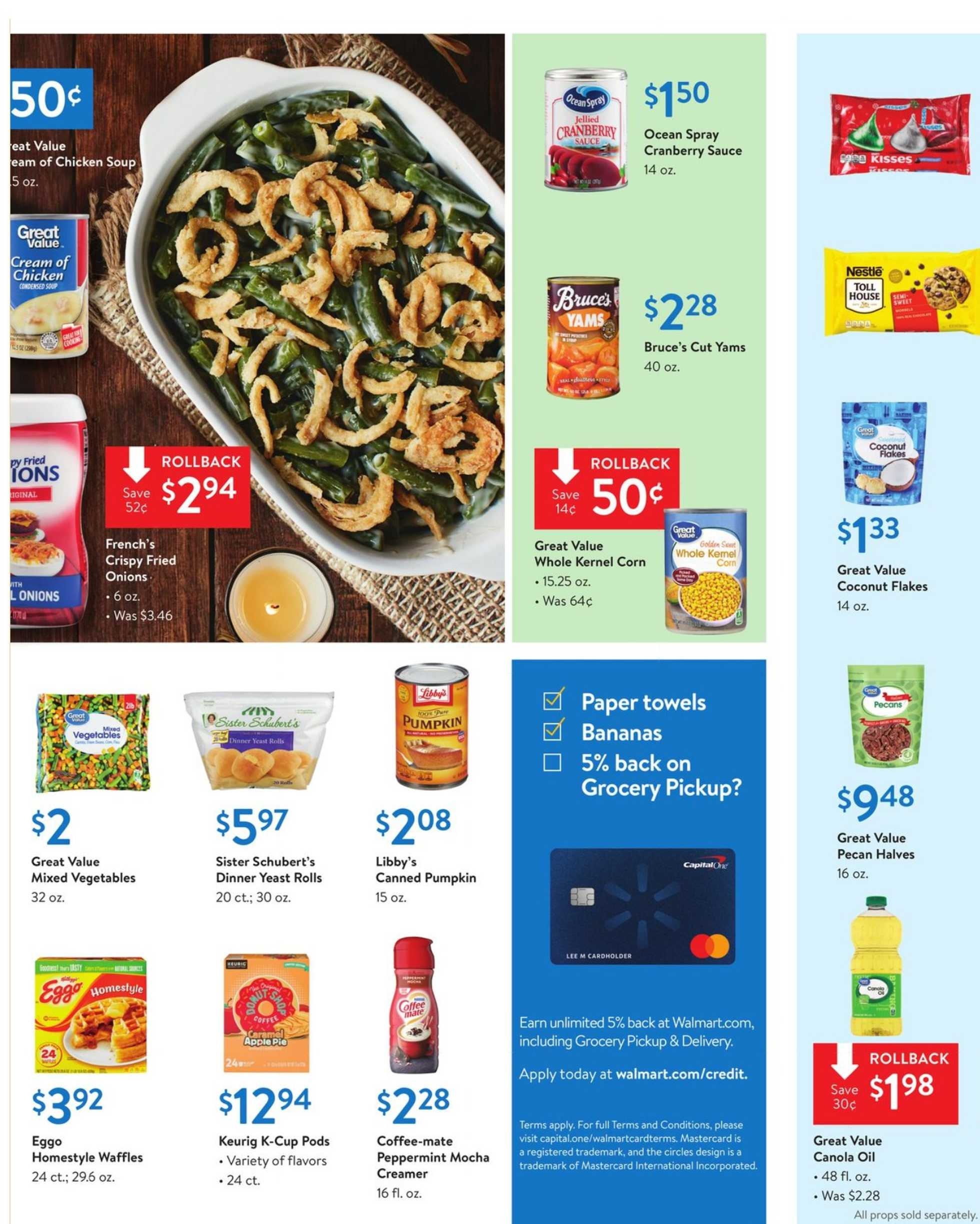 Walmart - deals are valid from 11/01/19 to 11/16/19 - page 4.