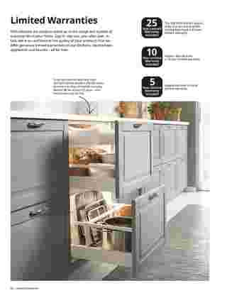 Ikea - deals are valid from 12/01/20 to 08/31/21 - page 64.