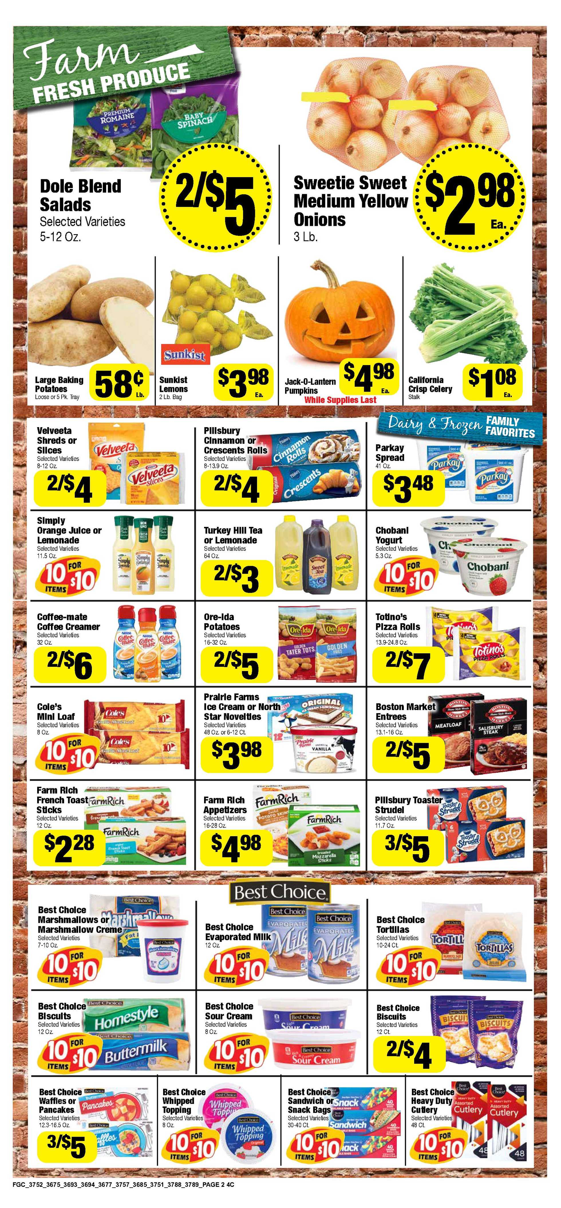 Food Giant - deals are valid from 10/21/20 to 10/27/20 - page 2.
