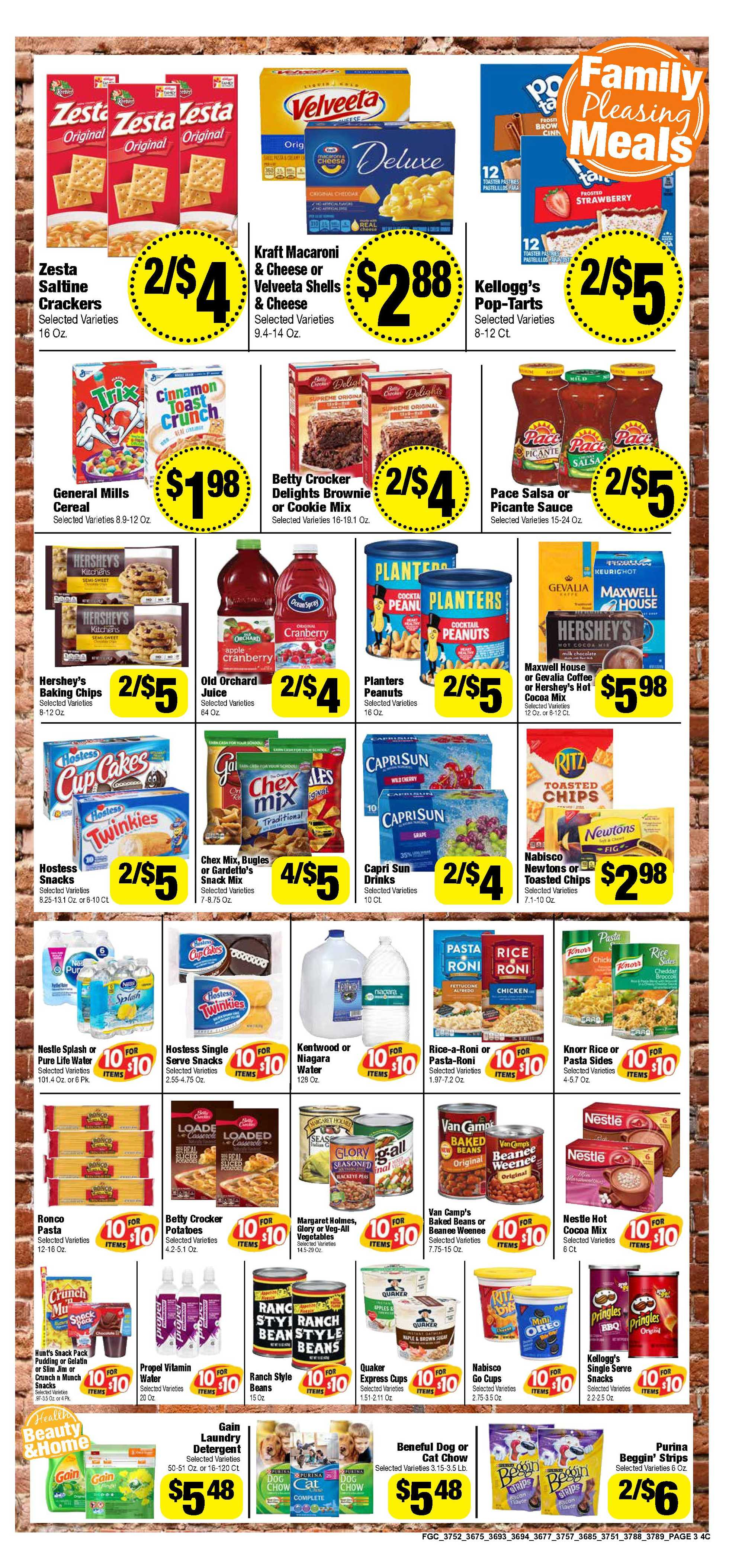 Food Giant - deals are valid from 10/21/20 to 10/27/20 - page 3.
