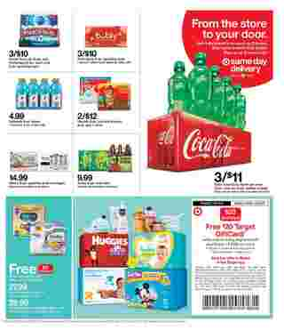 Target - deals are valid from 02/09/20 to 02/15/20 - page 34.