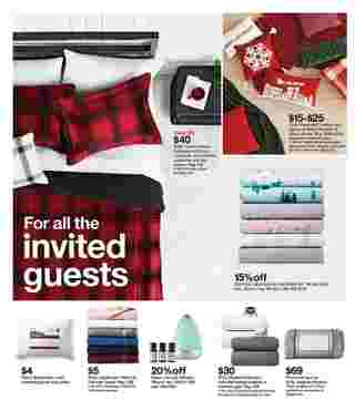 Target - deals are valid from 12/01/19 to 12/07/19 - page 14.