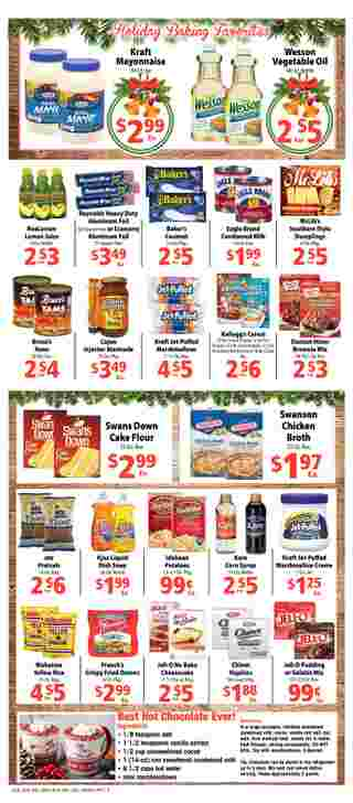Piggly Wiggly - deals are valid from 12/18/19 to 12/24/19 - page 5.