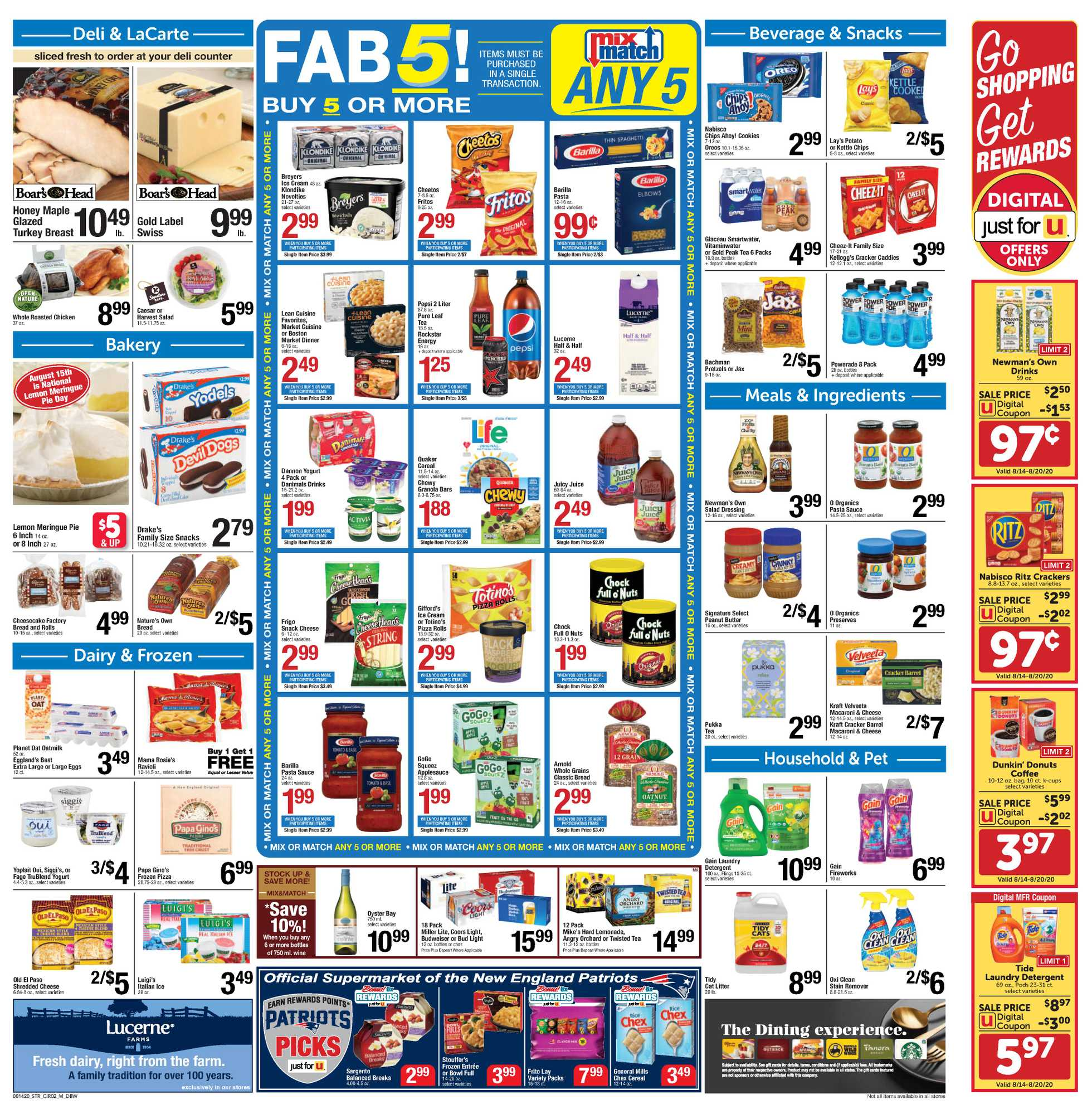 Star Market - deals are valid from 08/14/20 to 08/20/20 - page 2.