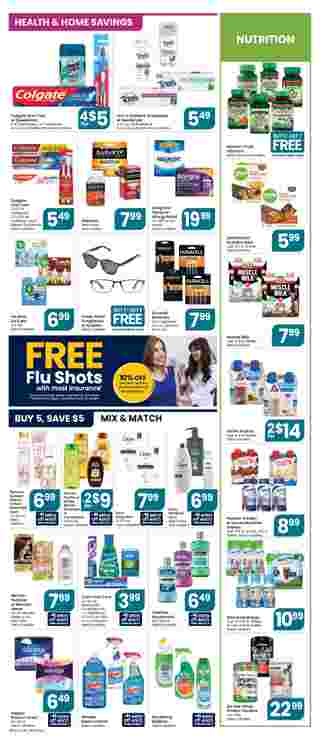 Star Market - deals are valid from 08/14/20 to 08/20/20 - page 5.
