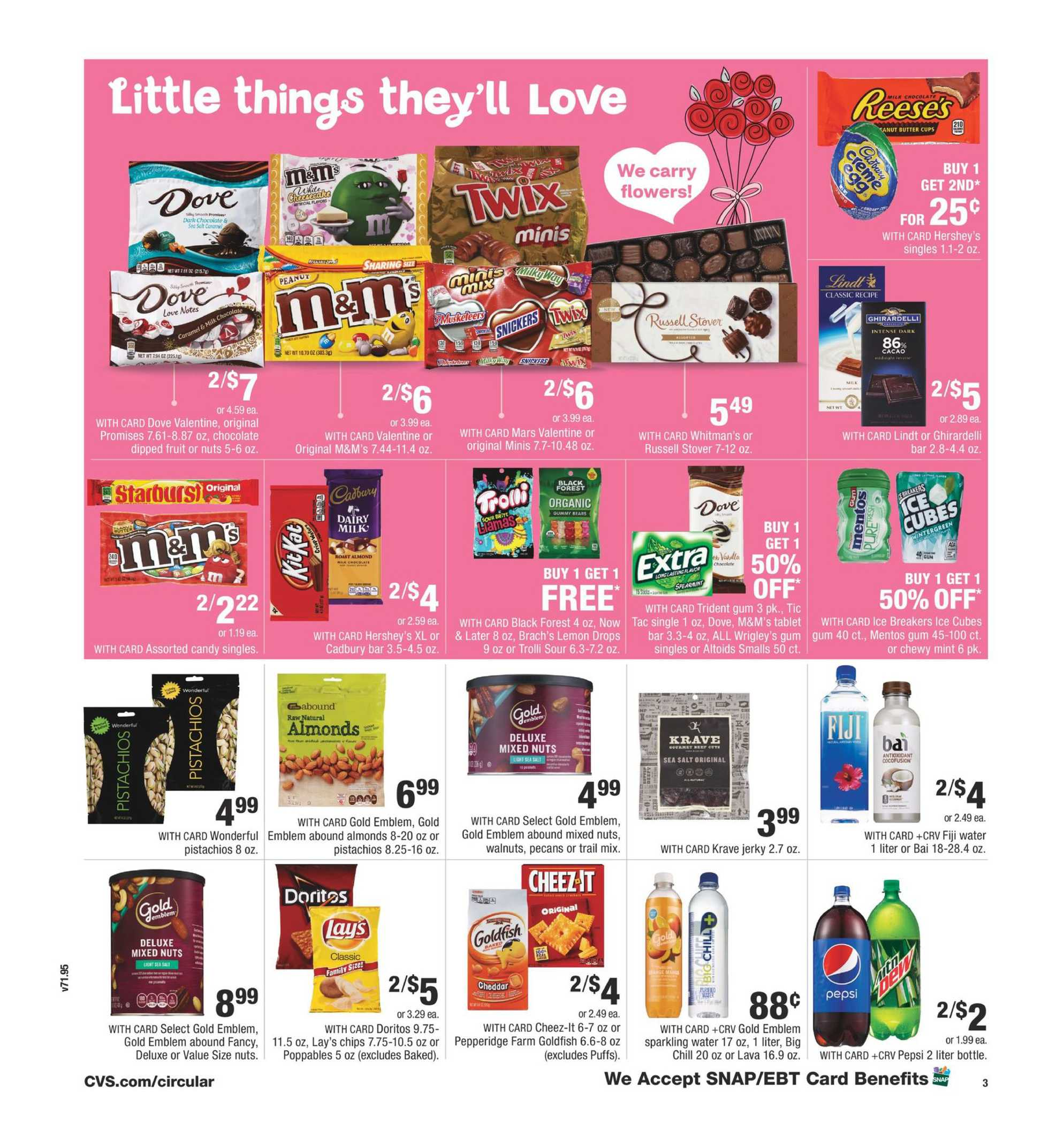 CVS - deals are valid from 02/09/20 to 02/15/20 - page 4.