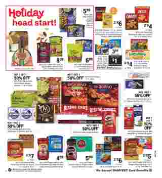 CVS - deals are valid from 11/08/20 to 11/14/20 - page 5.