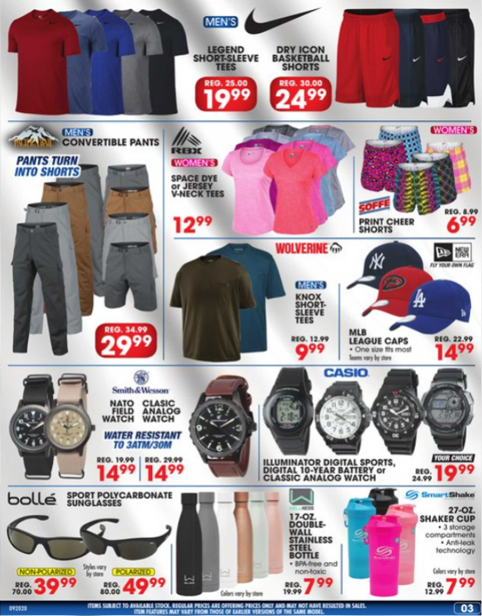 Big 5 Sporting Goods - deals are valid from 09/20/20 to 09/27/20 - page 4.