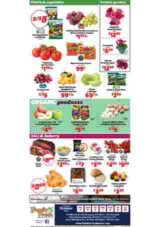 Family Fresh Market - deals are valid from 10/04/20 to 10/10/20 - page 10.