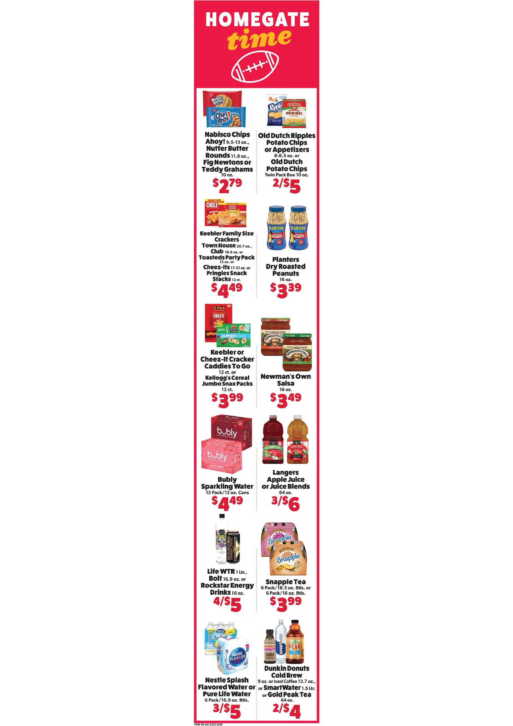 Family Fresh Market - deals are valid from 10/04/20 to 10/10/20 - page 3.