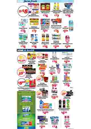 Family Fresh Market - deals are valid from 10/04/20 to 10/10/20 - page 5.