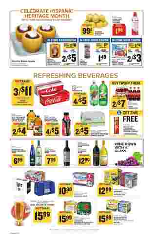 Food Lion - deals are valid from 09/18/19 to 09/24/19 - page 6.