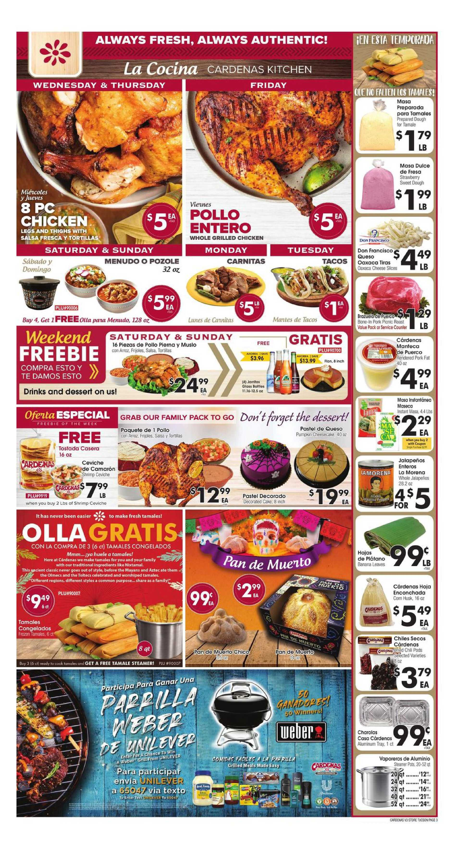 Cardenas - deals are valid from 10/21/20 to 10/27/20 - page 3.