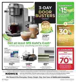 Kohl's - deals are valid from 01/28/20 to 03/03/20 - page 12.
