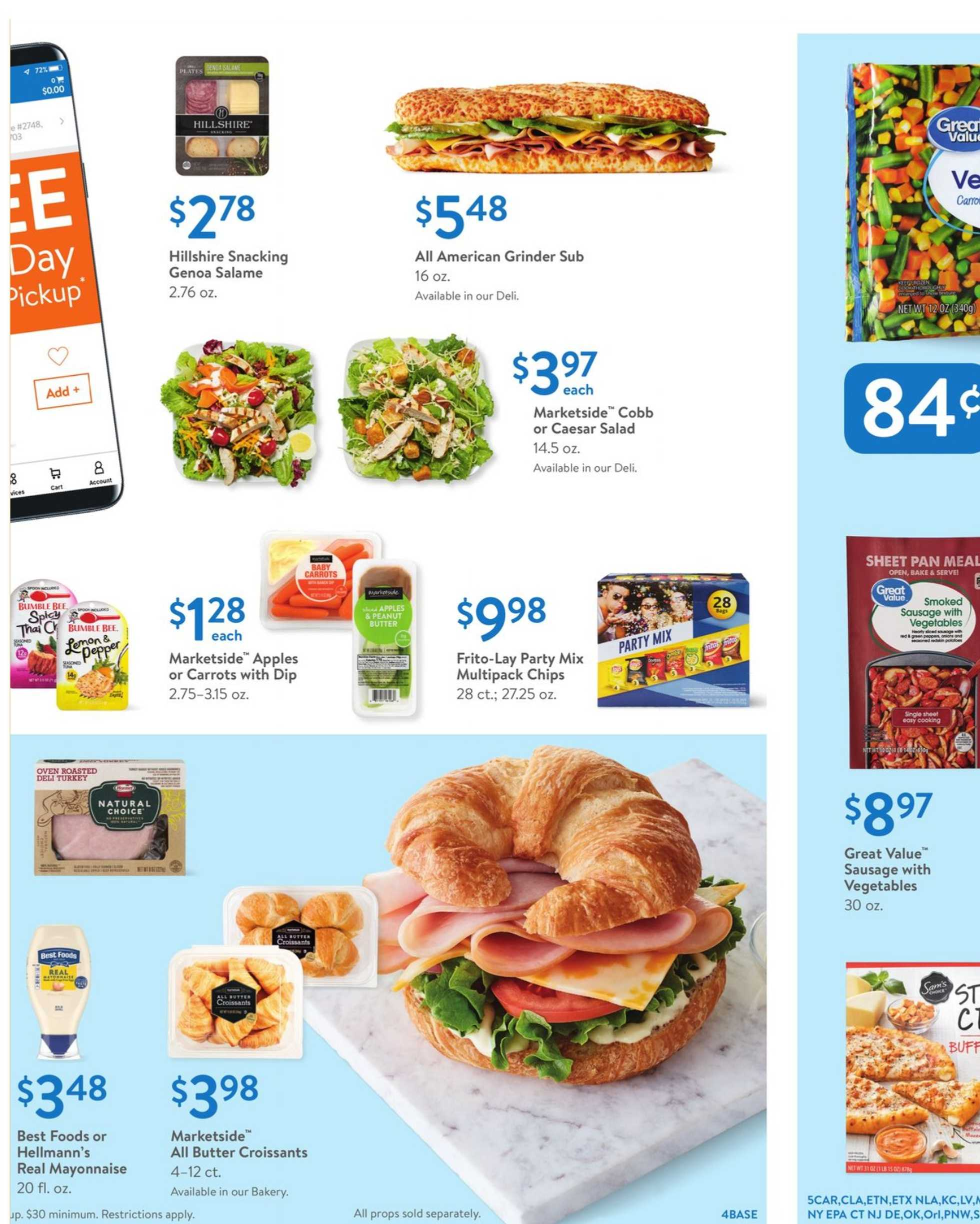 Walmart - deals are valid from 03/17/19 to 03/28/19 - page 4.