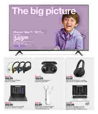 Target - deals are valid from 02/28/21 to 03/06/21 - page 14.