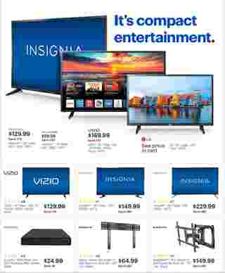 Best Buy - deals are valid from 05/05/19 to 05/11/19 - page 43.