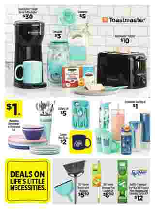 Dollar General - deals are valid from 07/05/20 to 08/29/20 - page 17.