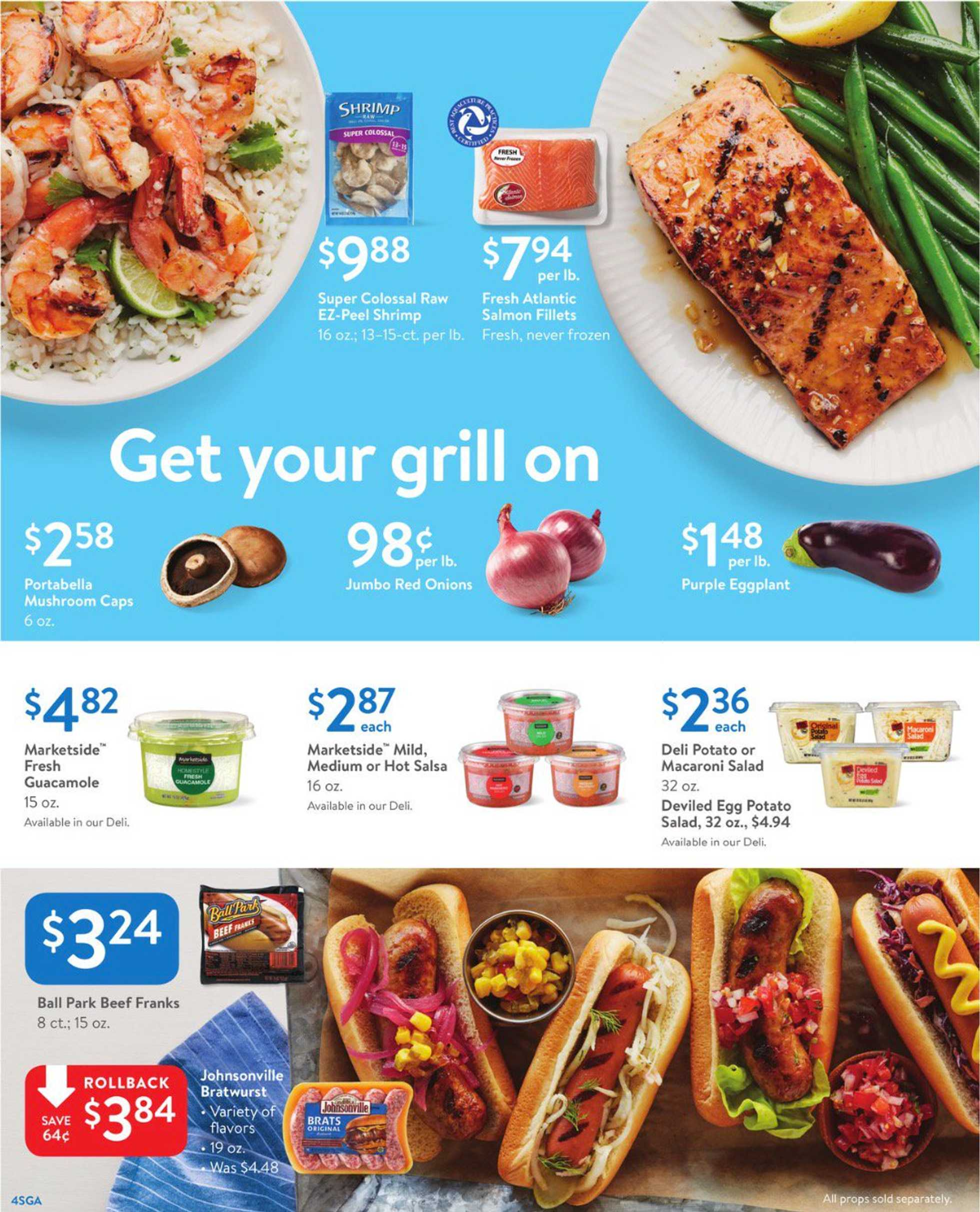 Walmart - deals are valid from 04/26/19 to 05/11/19 - page 4.