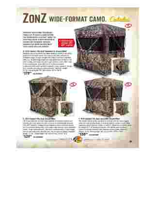 Bass Pro Shops - promo starting from 09/01/19 to 12/28/19 - page 83.