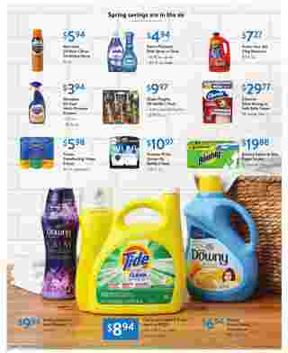 Walmart - deals are valid from 02/28/20 to 03/14/20 - page 5.