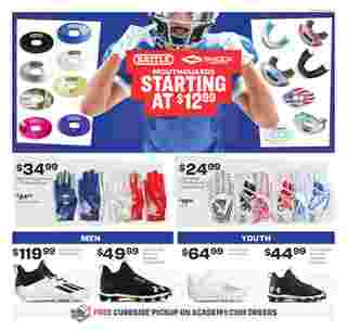 Academy Sports + Outdoors - deals are valid from 08/10/20 to 08/16/20 - page 15.