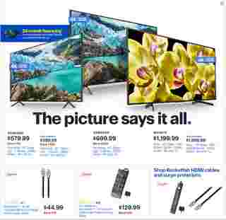 Best Buy - deals are valid from 05/05/19 to 05/11/19 - page 47.