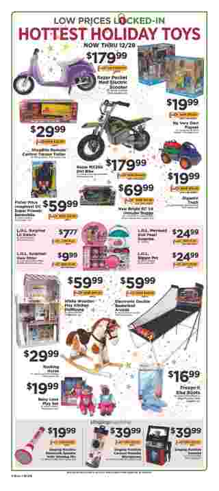ShopRite - deals are valid from 12/22/19 to 12/28/19 - page 9.