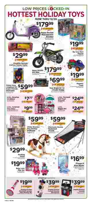 ShopRite - promo starting from 12/22/19 to 12/28/19 - page 9.