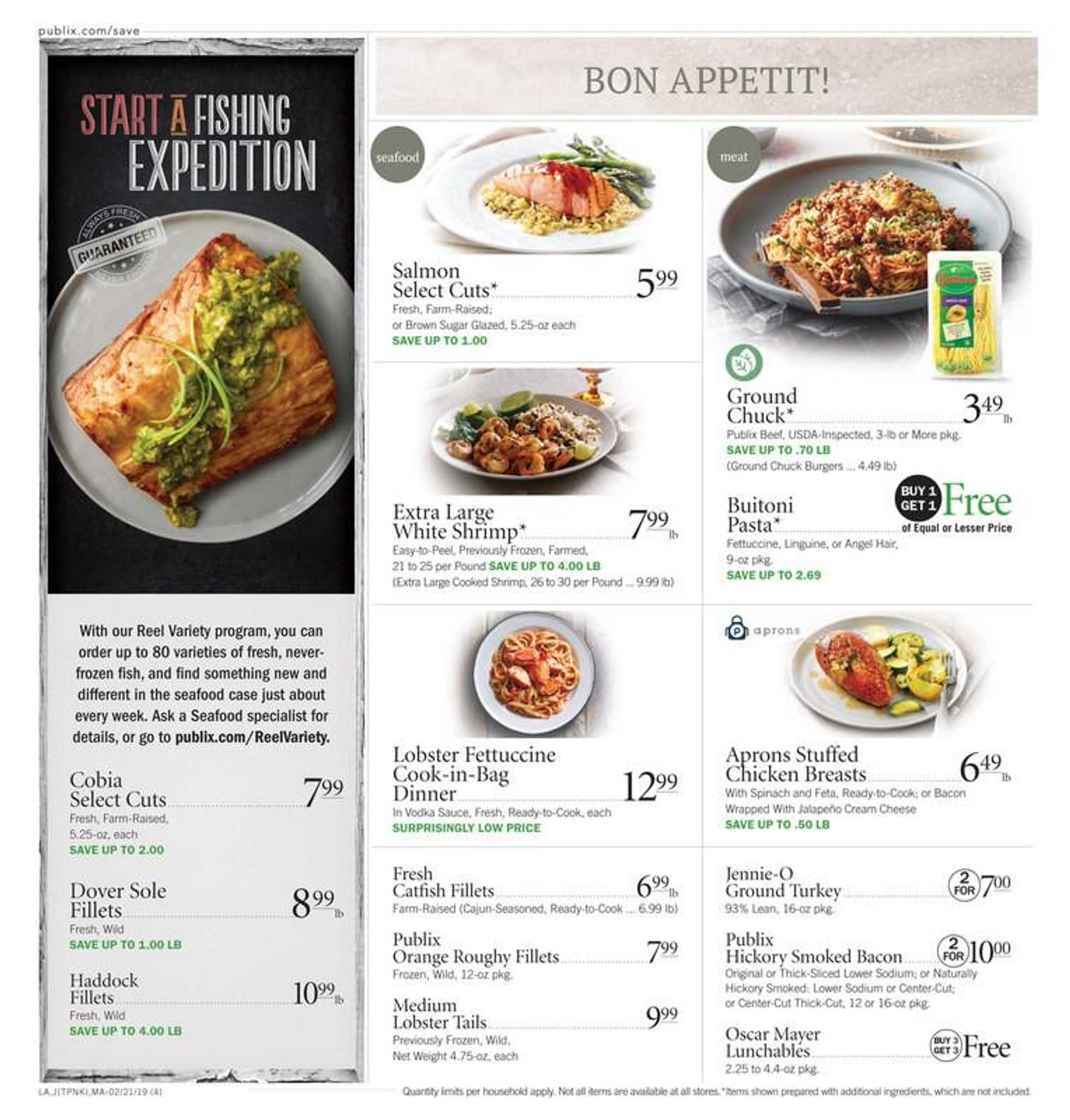 Publix - deals are valid from 02/21/19 to 02/27/19 - page 4.