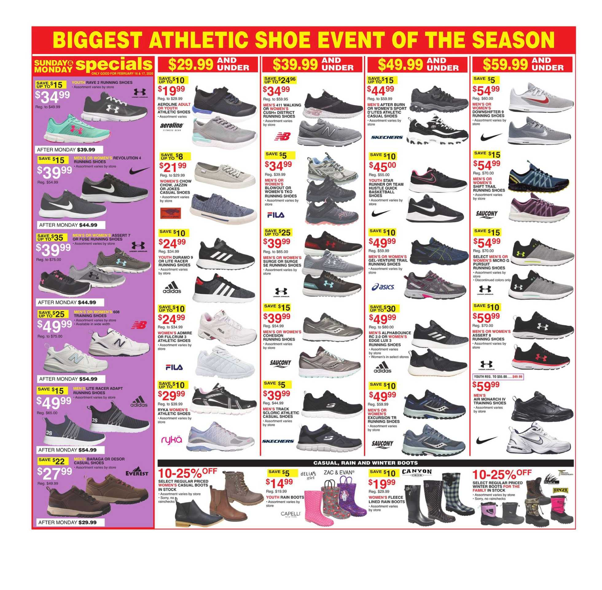 Dunham's Sports - deals are valid from 02/15/20 to 02/20/20 - page 3.