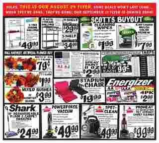 Ollie's Bargain Outlet - deals are valid from 08/29/19 to 09/05/19 - page 5.