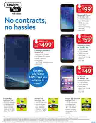 Walmart - deals are valid from 03/17/19 to 03/28/19 - page 16.