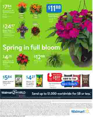 Walmart - deals are valid from 04/26/19 to 05/11/19 - page 24.