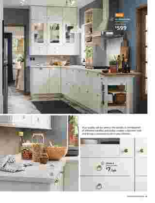 Ikea - deals are valid from 12/01/20 to 08/31/21 - page 43.