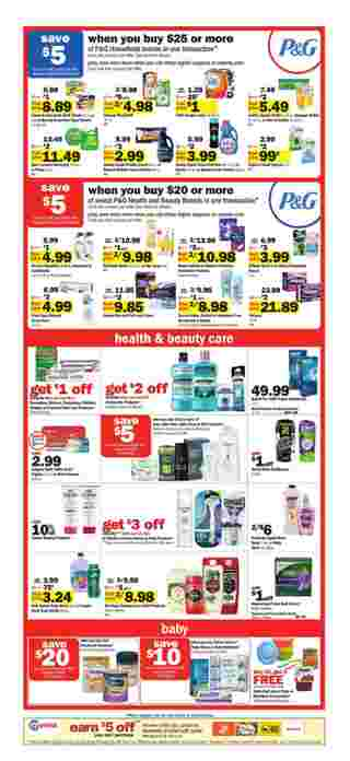 Meijer - deals are valid from 09/29/19 to 10/05/19 - page 12.