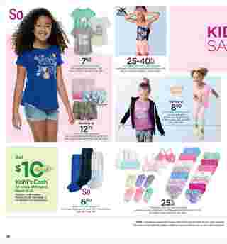 Kohl's - deals are valid from 03/13/20 to 03/22/20 - page 20.