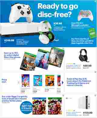 Best Buy - deals are valid from 05/05/19 to 05/11/19 - page 50.