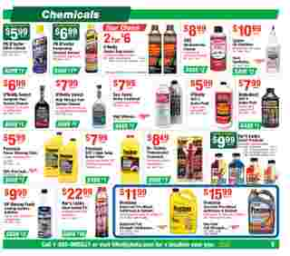 O'reilly - deals are valid from 05/27/20 to 06/23/20 - page 9.