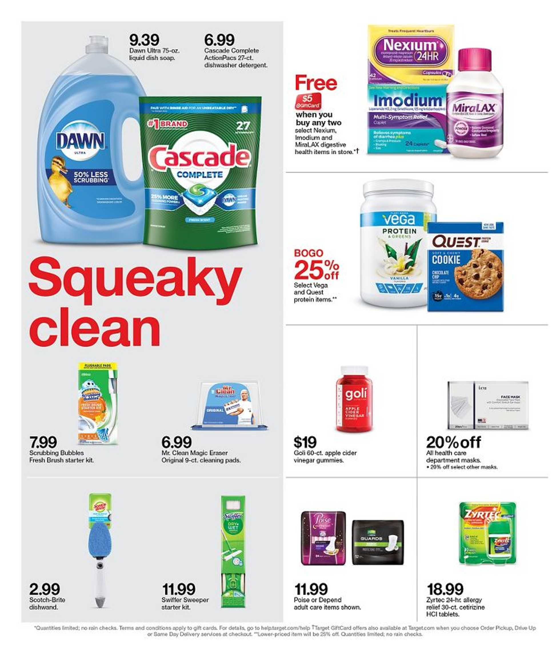 Target - deals are valid from 02/28/21 to 03/06/21 - page 3.