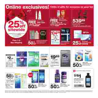 Walgreens - deals are valid from 11/24/19 to 11/30/19 - page 29.