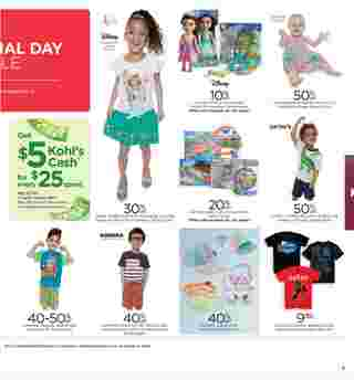 Kohl's - deals are valid from 05/23/19 to 05/27/19 - page 7.