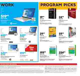 Staples - deals are valid from 08/23/20 to 08/29/20 - page 7.