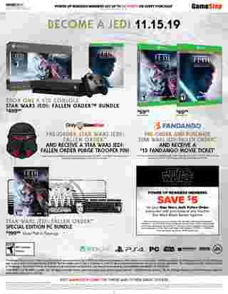 GameStop - deals are valid from 10/06/19 to 10/12/19 - page 6.