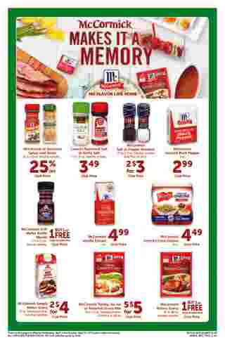 Safeway - promo starting from 04/03/19 to 04/30/19 - page 15.