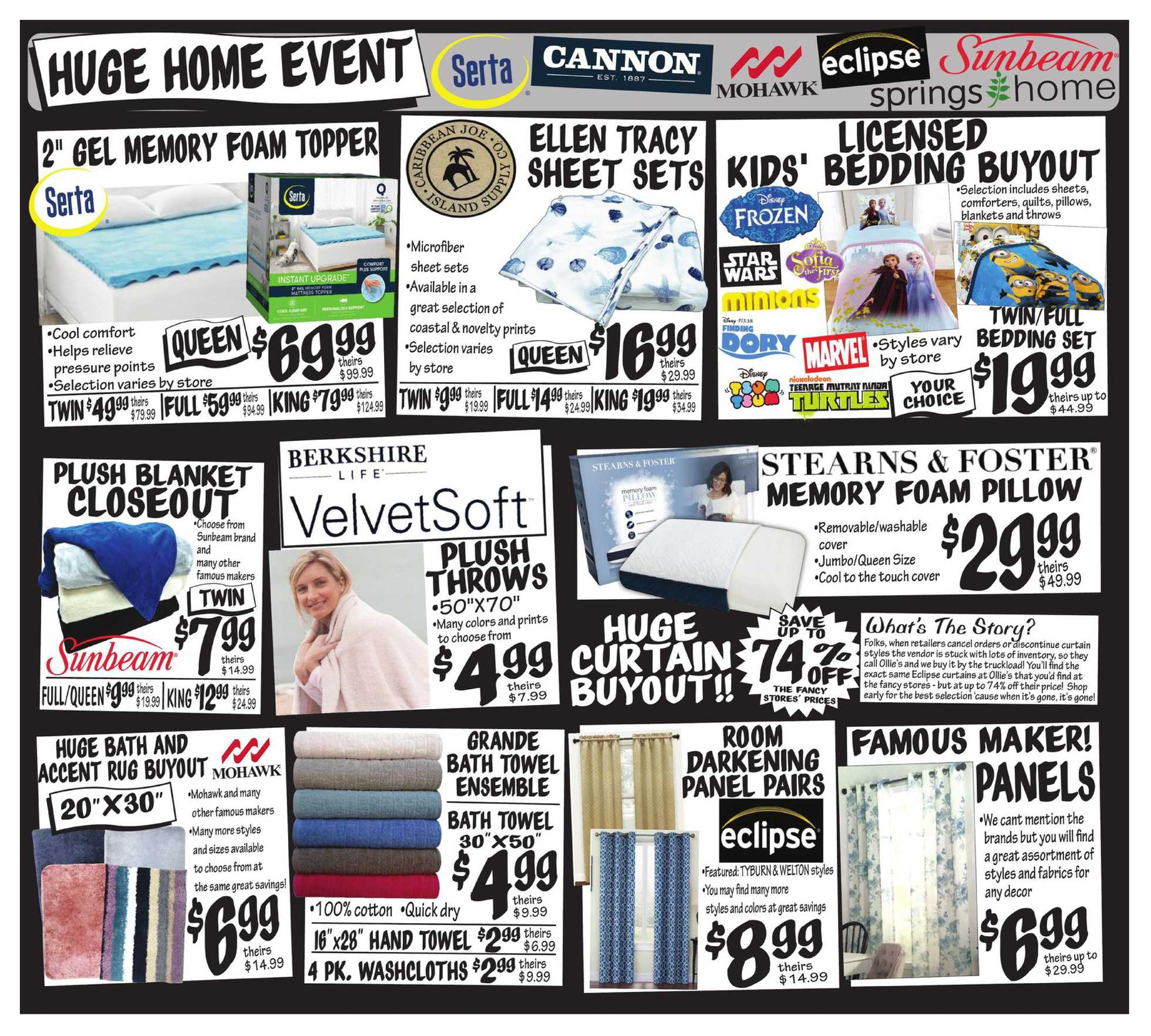 Ollie's Bargain Outlet - deals are valid from 08/13/20 to 08/19/20 - page 2.