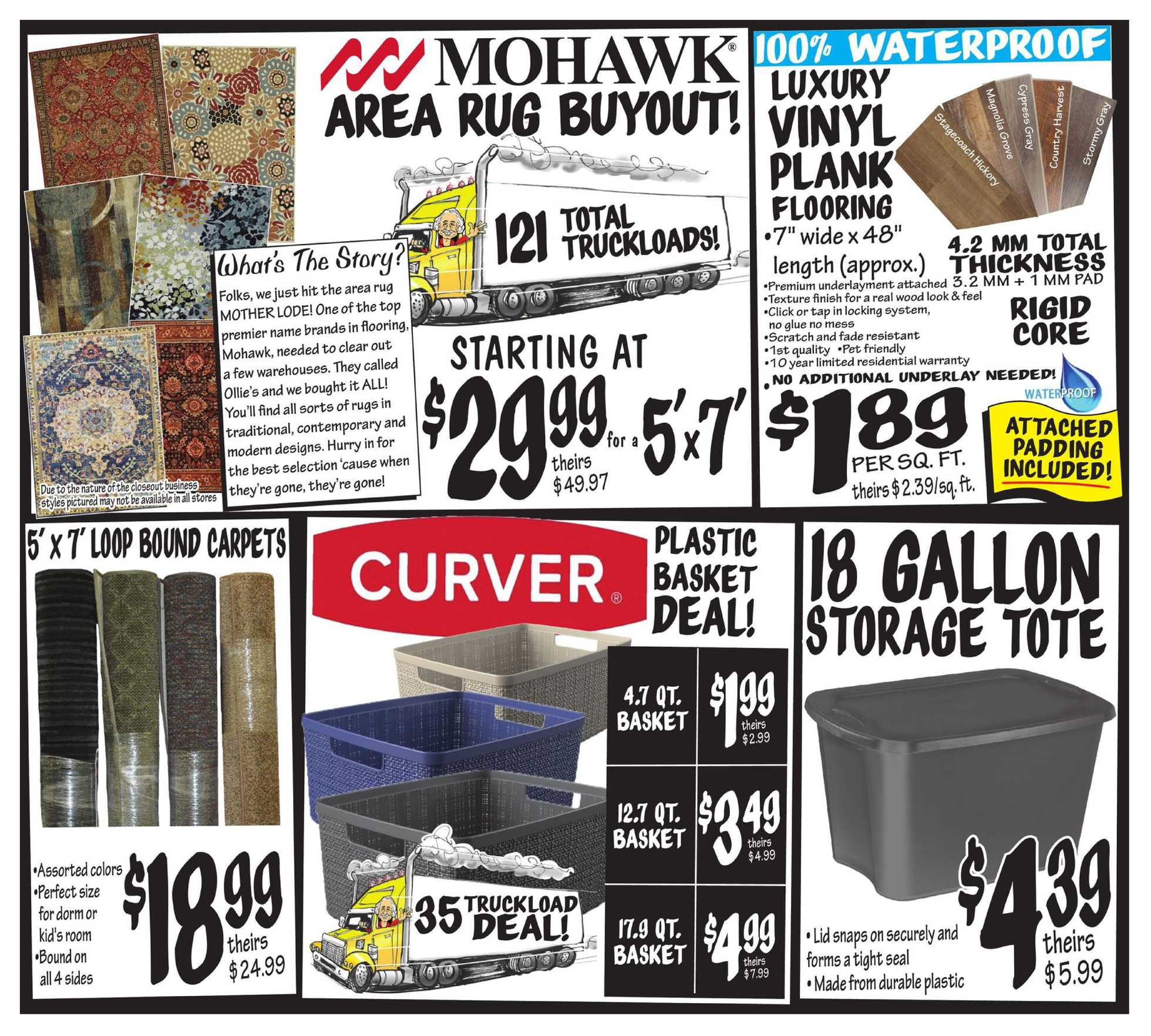 Ollie's Bargain Outlet - deals are valid from 08/13/20 to 08/19/20 - page 4.