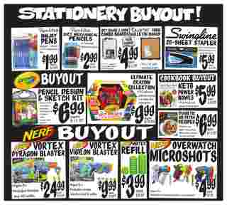 Ollie's Bargain Outlet - deals are valid from 08/13/20 to 08/19/20 - page 6.