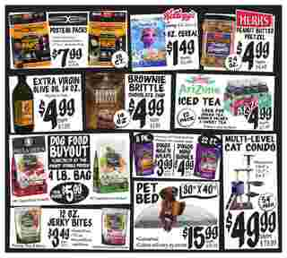 Ollie's Bargain Outlet - deals are valid from 08/13/20 to 08/19/20 - page 7.